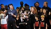 2011 <i>Gypsy of the Year</i> - Hugh Jackman – Bernadette Peters