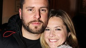 &lt;i&gt;Stick Fly&lt;/i&gt; Opening Night  James Roday  Maggie Lawson 