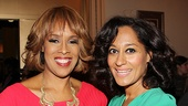 &lt;i&gt;Stick Fly&lt;/i&gt; Opening Night  Gayle King  Tracee Ellis Ross