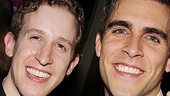 Co-stars Alex Wyse and Josh Segarra never drop the ball.