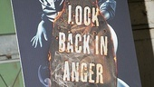 Look Back in Anger  Meet and Greet  promotional poster