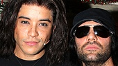 Rock of Ages - Criss Angel Visit - Dan Domenech - Criss Angel