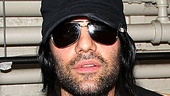 Rock of Ages  Criss Angel Visit  Criss Angel