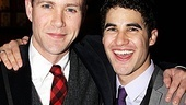 How to Succeed  Darren Criss Opening  Christopher J. Hanke  Darren Criss