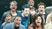 Show Photos - American Idiot - cast