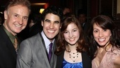 How to Succeed – Darren Criss Opening – Cleve Asbury – Darren Criss – Jacqueline Asbury – Donna Marie Asbury