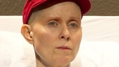Cynthia Nixon as Vivian Bearing in Wit.