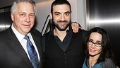 Russian Transport – Opening Night – Geoff Rich – Morgan Spector – Janeane Garofalo