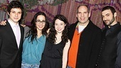 Russian Transport  Opening Night  Raviv Ullman  Janeane Garofalo  Sarah Steele  Daniel Oreskes  Morgan Spector