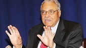 The Best Man  Press Conference  James Earl Jones