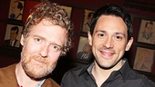 Once Meet and Greet  Glen Hansard  Steve Kazee