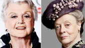 Angela Lansbury as Violet Crawley, Dowager Countess of Grantham