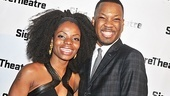 Hurt Village – Opening Night – Marsha Stephanie Blake – Corey Hawkins