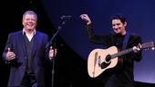 William Shatner welcomes Brad Paisley to his Broadway World. 