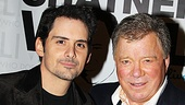 It's a mutual admiration society for country superstar Brad Paisley and William Shatner.