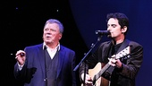 Brad Paisley accompanies William Shatner in a duet of Real, an reflection on stardom written by the country headliner.