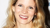 One of our favorite parents, Kelli O'Hara, who is gearing up to star in Nice Work If You Can Get It, flashes a smile on the red carpet.