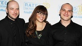 Rated P For Parenthood  Opening Night  Nathan A. Roberts  Meg Zervoulis  Vincent Livolsi