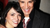 Rated P For Parenthood  Opening Night  Joanna Young  Jay Manuel