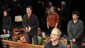 Tribes  Opening Night  Susan Pourfar  Russell Harvard  Mare Winningham  Jeff Perry  Will Brill