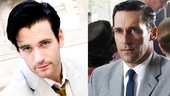 Colin Donnell as Don Draper