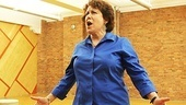 Nice Work If You Can Get It  Rehearsal  Judy Kaye