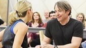 Nice Work If You Can Get It – Rehearsal – Kelli O'Hara – Matthew Broderick