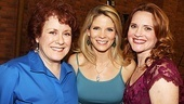 Nice Work If You Can Get It  Rehearsal  Judy Kaye - Kelli OHara  Jennifer Laura Thompson