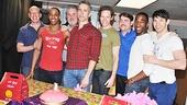 Priscilla First Anniversary – Branch Woodman – Amaker Smith – Adam LeFevre – Mike McGowan – Gavin Lodge – Todd A. Horman – Anthony Wayne – Jeff Metzler