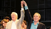 Forty years after Jesus Christ Superstar first opened on Broadway, creators Tim Rice and Andrew Lloyd Webber celebrate its successful return.