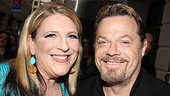 Jesus Christ Superstar opening night – Lisa Lampanelli – Eddie Izzard