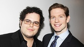 Tony nominees and Book of Mormon stars Josh Gad and Rory OMalley perform an unusually funny version of Wicked&#39;s For Good.