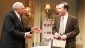 Show Photos - The Best Man - John Larroquette - James Earl Jones - Jefferson Mays - Michael McKean