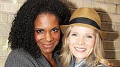 Nice Work If You Can Get It  Norm and Audra Visit  Audra McDonald  Kelli OHara