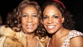 We'd love to hear a duet between powerhouse singers Aretha Franklin and Audra McDonald!