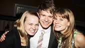 Andrew Keenan-Bolger is thrilled to have his showbiz siblings, Maggie and Celia (currently starring in Peter and the Starcatcher), by his side.