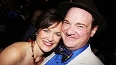 Newsies – Opening Night – Julie Foldesi - Kevin Carolan