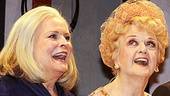 Candice Bergen and Angela Lansbury are thrilled to take their official opening night bows!