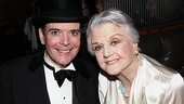 Co-stars Jefferson Mays and Angela Lansbury look dapper at the after party!