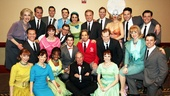 Bloomberg and How to Succeed Cast  group shot