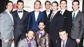 Evita – Opening – The Men of <i>Evita</i>