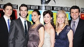 Evita  Opening  Alex Michael Stoll- Johnny Stellard- Kristine Covillo- Wendi Bergamini- Kristie Dale Sanders- Bradley Dean