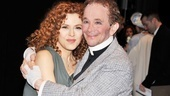 Bernadette Peters congratulates her former co-star and forever friend. Happy 80th birthday, Joel Grey!