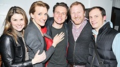 Now. Here. This. stars Heidi Blickenstaff, Susan Blackwell, Hunter Bell and Jeff Bowen surround celebrity guest Jonathan Groff.