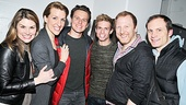 Jonathan Groff at Now. Here. This. – Jonathan Groff – Susan Blackwell – Jeff Bowen – Hunter Bell – Heidi Blickenstaff – Hunter Ryan Herdlicka