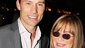 Magic.Bird Opening Night  Jeffrey Donovan  Penny Marshall 