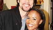 Jim Carrey at Porgy and Bess  Jim Carrey  Nikki Renee Daniels