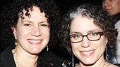 Peter and the Starcatcher Opening Night  Susie Essman  Nina Essman
