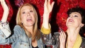 Kathie Lee gets in on the fun as Tracie shows the Today host how to do some signature Judy moves.