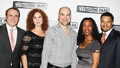 Clybourne Park Opening Night  Richard Thieriot  Carly Street  Greg Stuhr  April Yvette Thompson  Brandon J. Dirden 